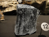 South African crocidolite asbestos