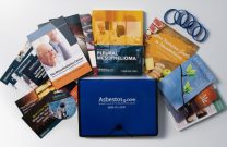Mesothelioma packet from the Mesothelioma Center