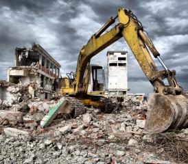 Demolition Asbestos Exposure