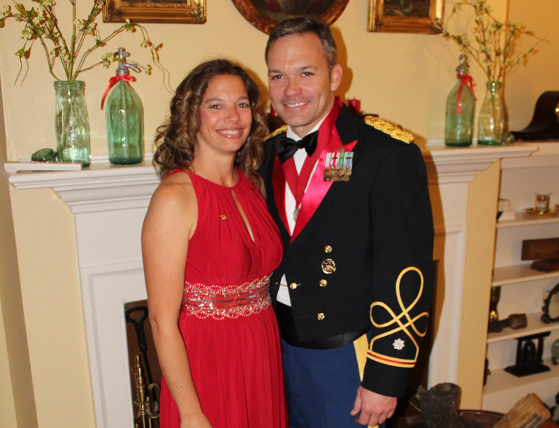 Army Colonel Aims to Help Others by Surviving Mesothelioma