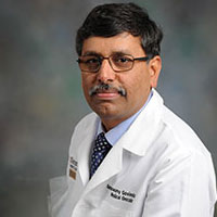 Dr. Ramaswamy Govindan, pleural mesothelioma and lung cancer researcher