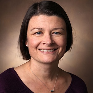 Dr. Sally York, lung cancer specialist