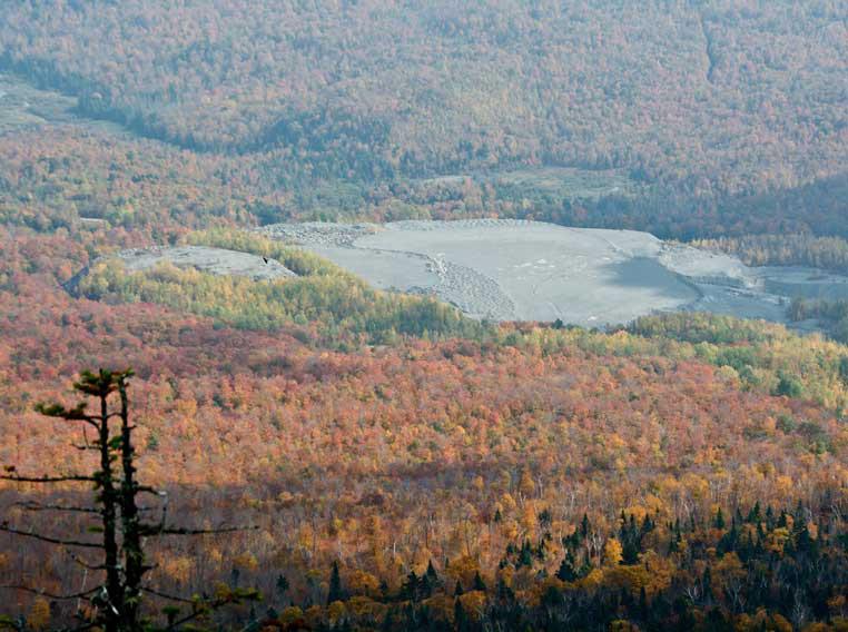 Eden-Lowell mine in Vermont