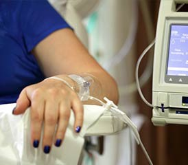Patient Undergoing Chemotherapy