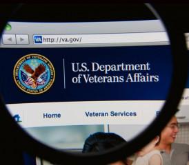 U.S. Department of Veterans Affairs Website