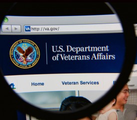 U.S. Department of Veterans Affairs Website