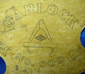 Garlock sealing gasket