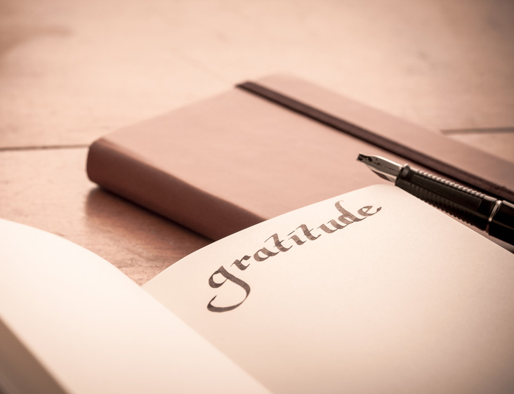 Healing Powers of a Gratitude Journal for Cancer Patients