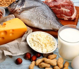 High protein foods for cancer patients.