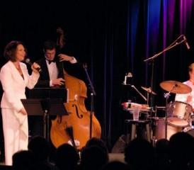 Hildy Grossman on Stage