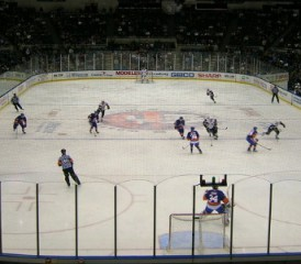 New York Islanders hockey team