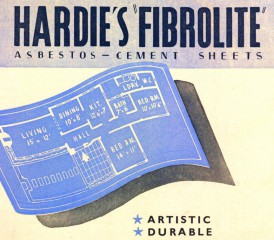 James Hardie Ad