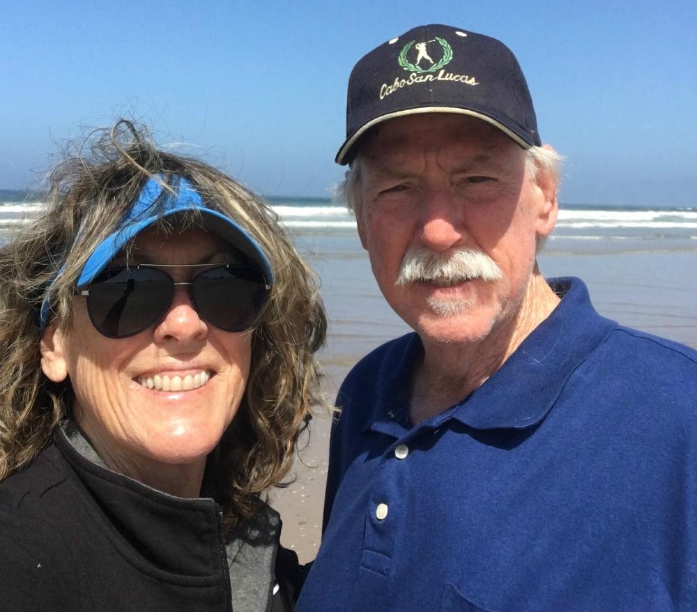 Jim Huff, Pleural mesothelioma survivor