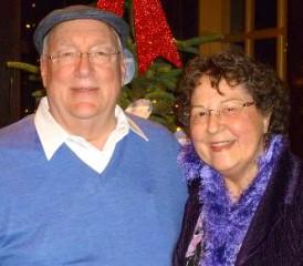 Mesothelioma Survivor Joanne D. & Husband