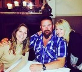 Mesothelioma Victim John Harlock's family