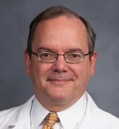 Dr. John Hibbeln, Radiologist