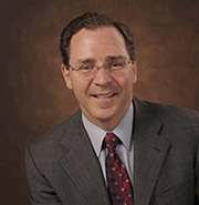 Dr. Kemp Kernstine, chair of the division of thoracic surgery