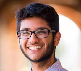 Kishan Patel of the University of California