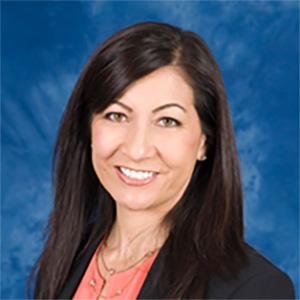 Dr. Lana Schumacher, cardiothoracic surgeon