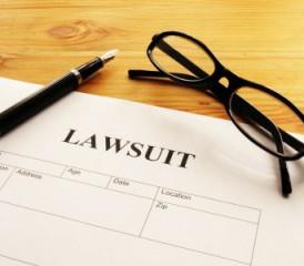 Lawsuit Paperwork