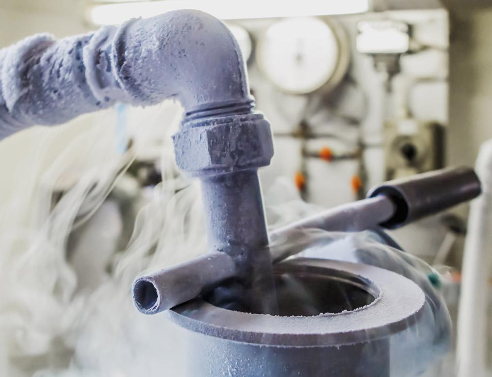 liquid-nitrogen-pipe