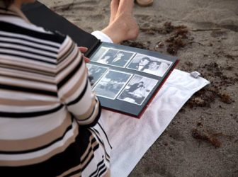 Lorraine's photo album