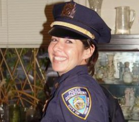 NYPD Lieutenant Marci Simms