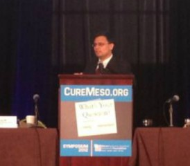 Mesothelioma Foundation Symposium