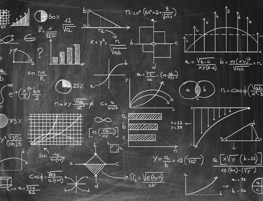 Mathematical formulas