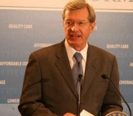 U.S. Senator Max Baucus