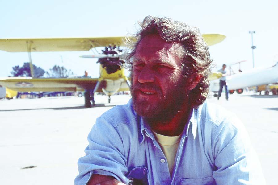 Movie still from 'Steve McQueen: American Icon'