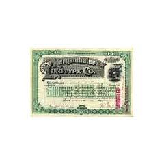 Mergenthaler Linotype Company logo