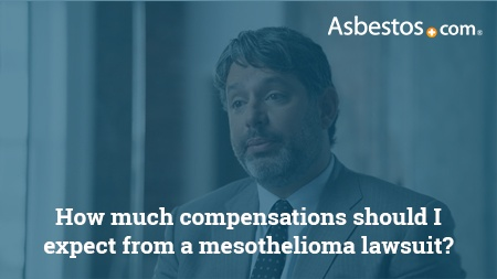 Mesothelioma compensation expectations video