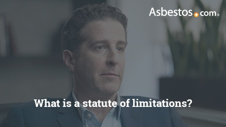 Mesothelioma statute of limitations video