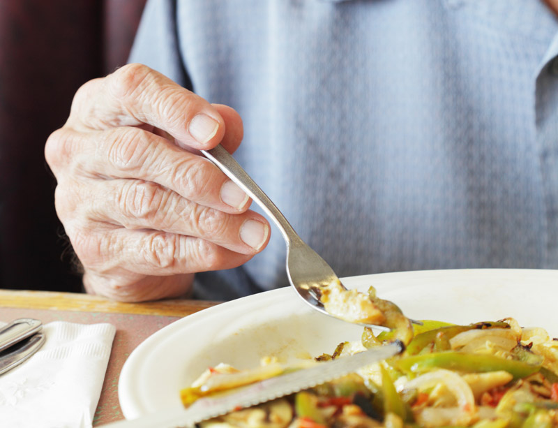 Nutrition for older cancer patients