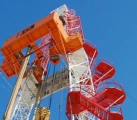 Oil drilling equipment