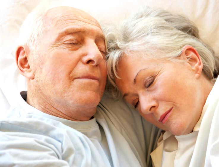 sleeping strategies for mesothelioma patients