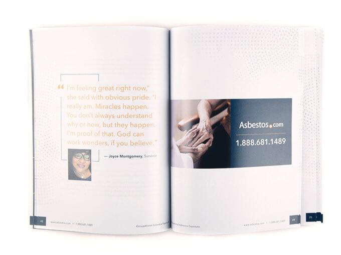 Asbetsos.com Mesothelioma Packet