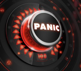 Red Panic Dial