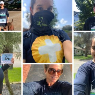 The Mesothelioma Center Patient Advocates take part in Miles for Meso