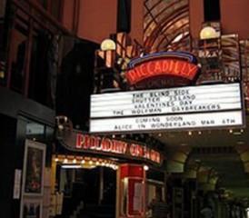 Piccadilly Cinema in Perth, Western Australia