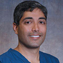 Dr. Prashant C. Shah, Attending Surgeon, Division of Thoracic Oncology