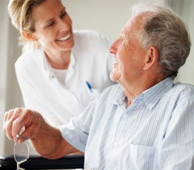 Caregiving for a Patient