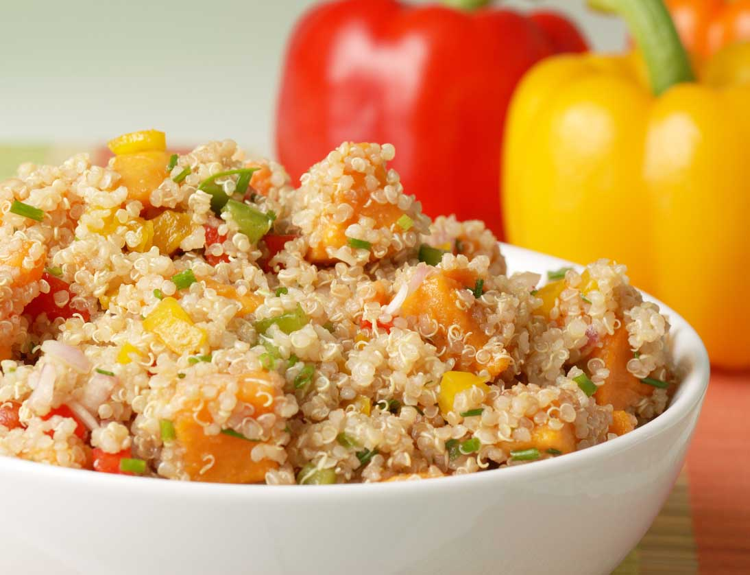 Quinoa: Superfood for Mesothelioma Patients