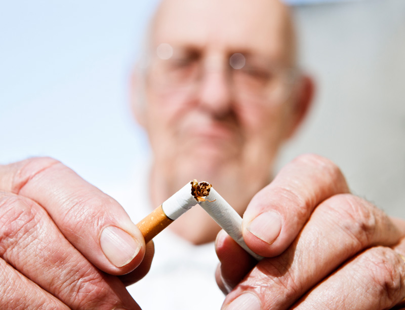 Under Mesothelioma Treatment? Consider Quitting Smoking