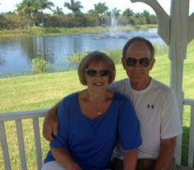 Mesothelioma Survivor Rosalie C. and her husband