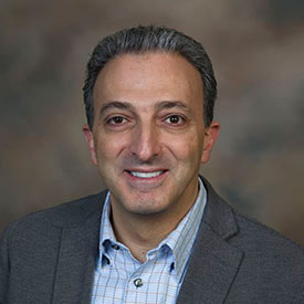 Dr. George Salti, Surgical Oncologist and Associate Professor