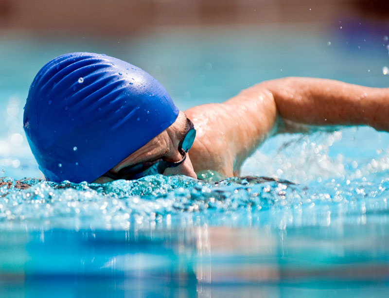 Swimming Can Help Mesothelioma Patients Stay Active