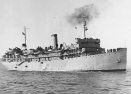 Merchant Marine Ship