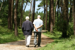 Take short walks to cope with mesothelioma